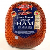Blackforest Smoked Ham Sliced