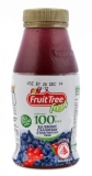Blueberry Cranberry & Mixed Fruit Juice Drink - No Sugar Added 250ml