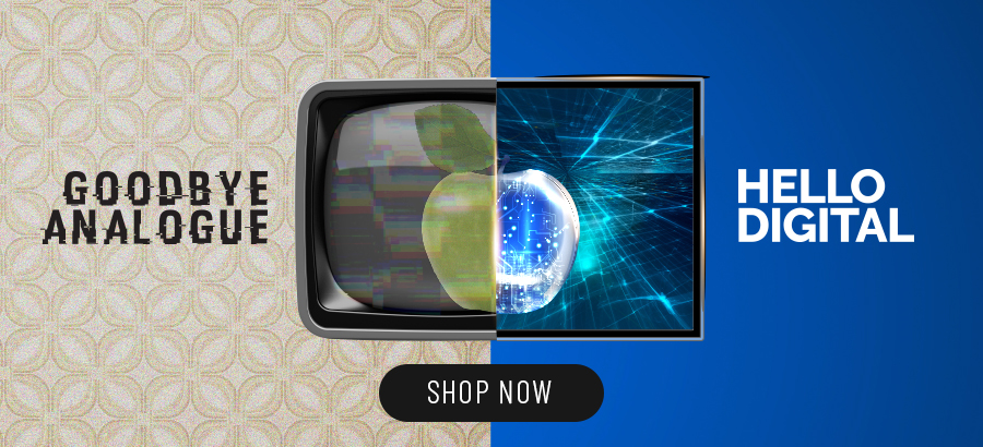 Digital TV Promotion