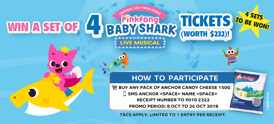 Baby Shark Promotion