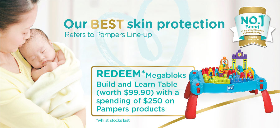 Pampers Brand Promo