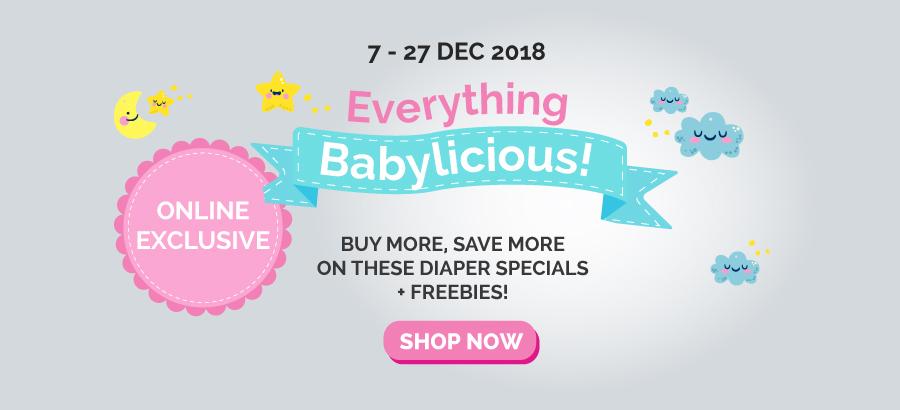 Baby Diapers Online Specials