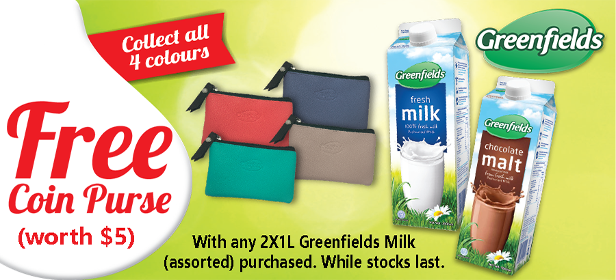 Greenfields Promotion