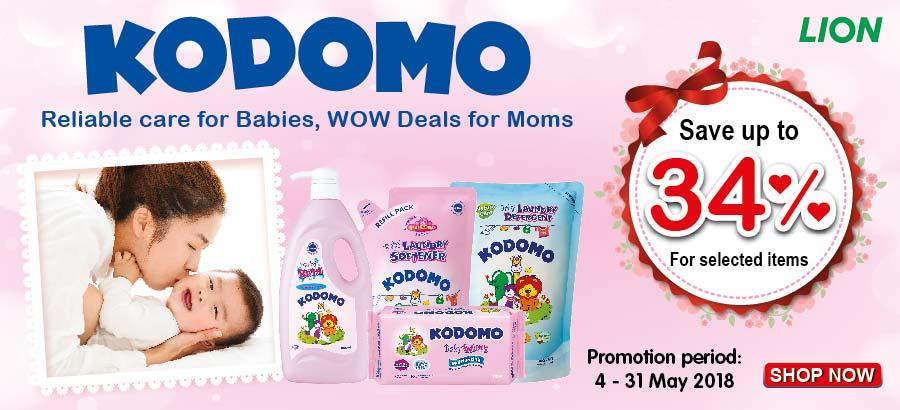 Kodomo Brand Promo