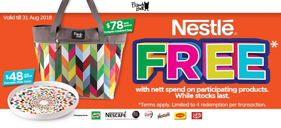 Nestle Corporate Campaign Promotion