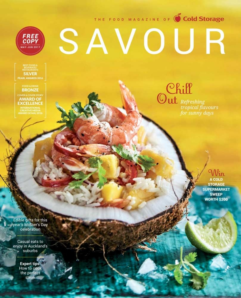 Savour Magazine May/June 2017 Issue