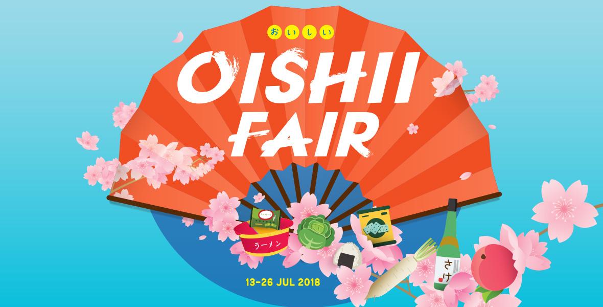 Oishii Fair